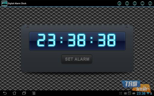 Dijital Çalar Saat Ekran Görüntüleri - 6