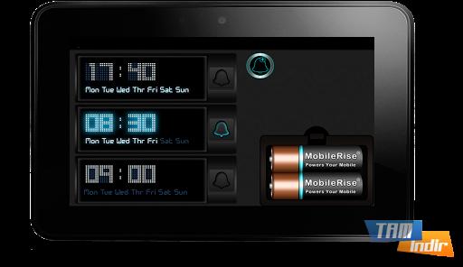 Dijital Çalar Saat Ekran Görüntüleri - 7