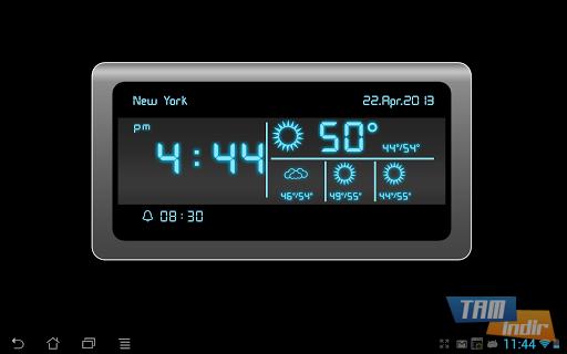 Dijital Çalar Saat Ekran Görüntüleri - 4
