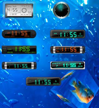 Dijital Çalar Saat Ekran Görüntüleri - 1