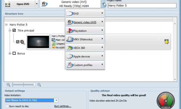 DVD Converter Ekran Görüntüleri - 3