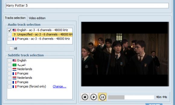 DVD Converter Ekran Görüntüleri - 2