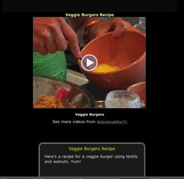Easy Recipes: See How to Cook Healthy Meals (Videos) Ekran Görüntüleri - 1