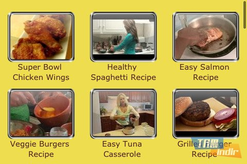 Easy Recipes: See How to Cook Healthy Meals (Videos) Ekran Görüntüleri - 10