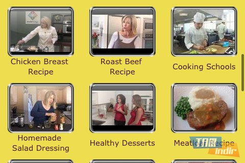 Easy Recipes: See How to Cook Healthy Meals (Videos) Ekran Görüntüleri - 9