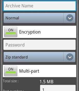 Easy Unrar, Unzip, Zip Ekran Görüntüleri - 3