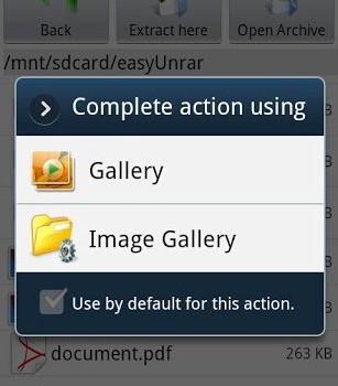 Easy Unrar, Unzip, Zip Ekran Görüntüleri - 2