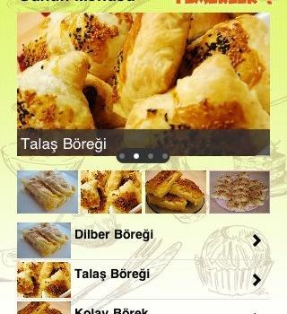 Enfes Yemekler Ekran Görüntüleri - 5