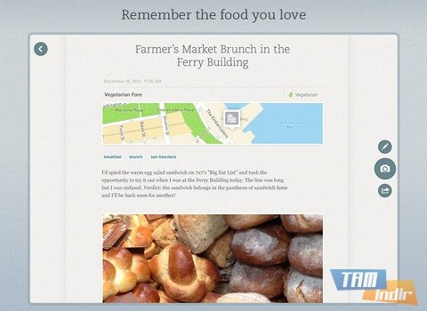 Evernote Food Ekran Görüntüleri - 1