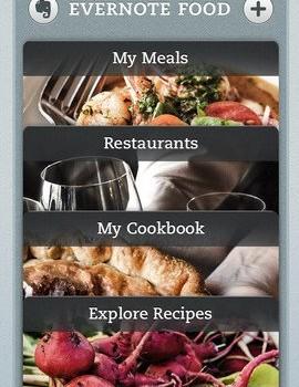 Evernote Food Ekran Görüntüleri - 9