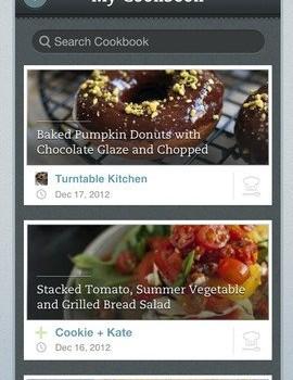 Evernote Food Ekran Görüntüleri - 10