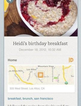 Evernote Food Ekran Görüntüleri - 6