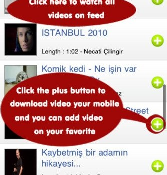 Facebook Video Player and Downloader Lite Ekran Görüntüleri - 2