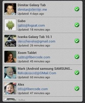 Family Tracker Ekran Görüntüleri - 8