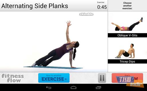 Fitness Flow Ekran Görüntüleri - 3