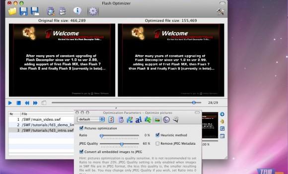Flash Optimizer Ekran Görüntüleri - 2