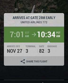 FlightTrack 5 Ekran Görüntüleri - 2