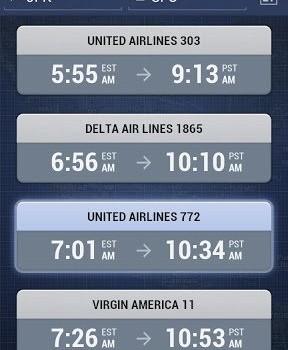 FlightTrack 5 Ekran Görüntüleri - 1