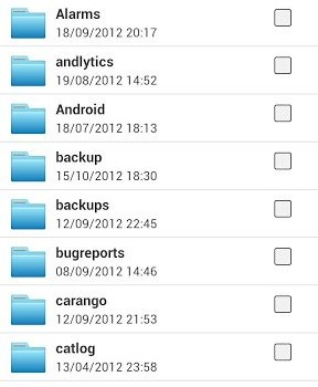 FolderSync Ekran Görüntüleri - 7