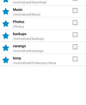 FolderSync Ekran Görüntüleri - 4