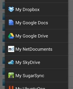 FolderSync Ekran Görüntüleri - 3