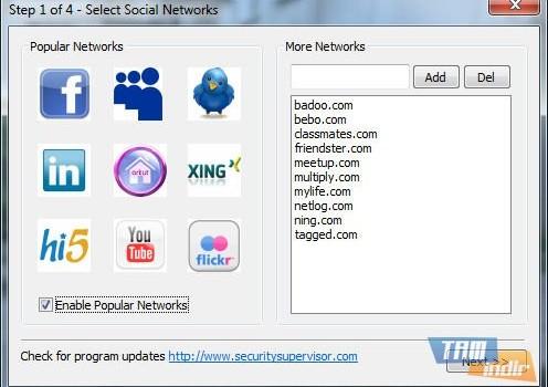Free Internet Security Controller Ekran Görüntüleri - 1
