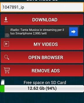 FVD - Free Video Downloader Ekran Görüntüleri - 2