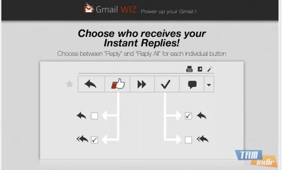 GmailWiz Ekran Görüntüleri - 1