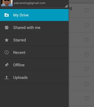 Google Drive Ekran Görüntüleri - 7