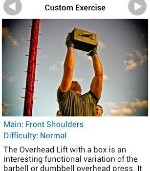 Gymrat: Workout Planner & Log Ekran Görüntüleri - 4