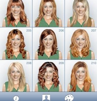 Hairstyle Lite+ Ekran Görüntüleri - 2