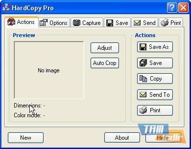 HardCopy Pro Ekran Görüntüleri - 1