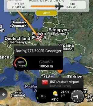 Havayolu uçuş durumu Pro Ekran Görüntüleri - 7