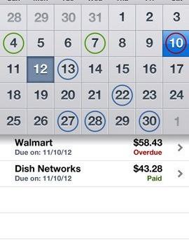 Home Budget Ekran Görüntüleri - 7