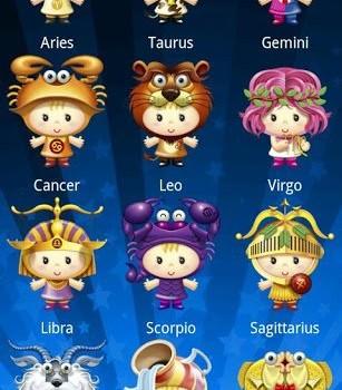 Horoscope HD Free Ekran Görüntüleri - 5