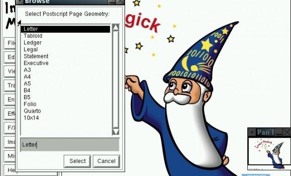 ImageMagick Ekran Görüntüleri - 1