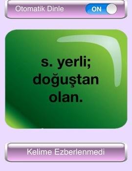 İngilizce Kelime Ezberleme Kartları Ekran Görüntüleri - 2