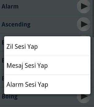 iPhone Zil Sesleri Ekran Görüntüleri - 1