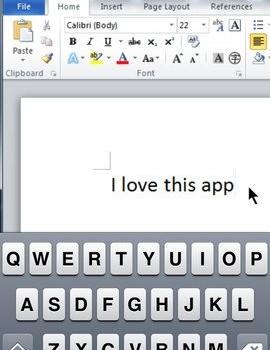 iRemoteDesktop Free Ekran Görüntüleri - 8