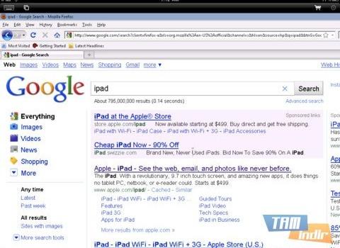 iRemoteDesktop Free Ekran Görüntüleri - 3