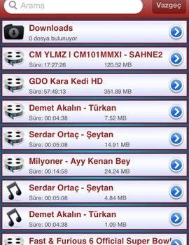 iVideo Free Music Downloader Ekran Görüntüleri - 8
