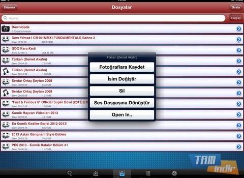 iVideo Free Music Downloader Ekran Görüntüleri - 2