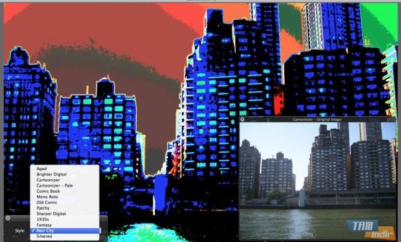 KartoonizerX Ekran Görüntüleri - 3