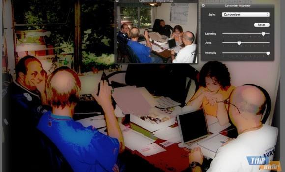 KartoonizerX Ekran Görüntüleri - 2