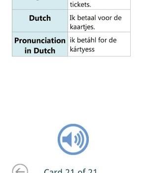 Learn Dutch Ekran Görüntüleri - 8