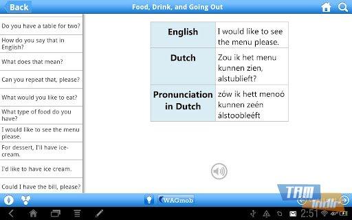 Learn Dutch Ekran Görüntüleri - 5