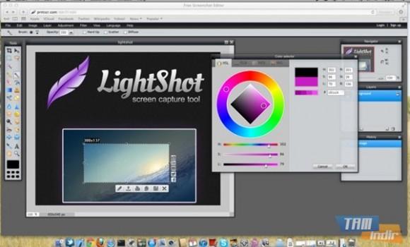 LightShot Ekran Görüntüleri - 1