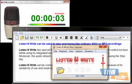 Listen N Write Ekran Görüntüleri - 1