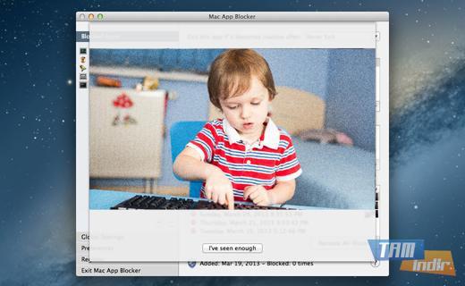 Mac App Blocker Ekran Görüntüleri - 2