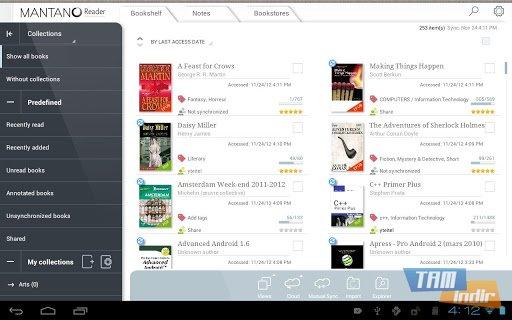 Mantano Ebook Reader Premium Ekran Görüntüleri - 8